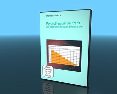 Psychotherapie bei Krebs und anderen chronischen Erkrankungen (+ CD-ROM) - Video-Commerz Gmbh - DVD, Deutsch, Thomas Schnura, Werner Sandrowski, ,