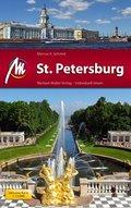 St. Petersburg MM-City: Reisehandbuch mit vie ...