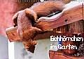 9783665615918 - Carsten Jäger: Eichhörnchen im Garten (Wandkalender 2018 DIN A3 quer) - Momente aus dem Leben unseres possierlichen Gartenbewohners (Monatskalender, 14 Seiten ) - كتاب