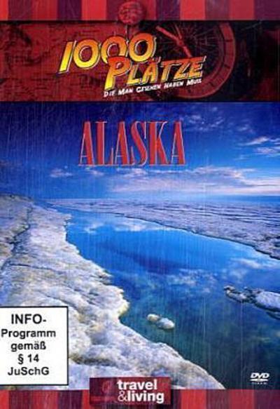 1000 Plätze - Alaska - M.I.B. - Medienvertrieb In Buchholz - DVD, Deutsch| Englisch, , ,
