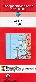 Sylt 1 : 100 000
