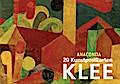 Postkartenbuch Paul Klee
