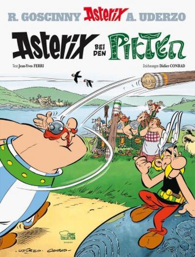 Asterix-35-Asterix-bei-den-Pikten-Jean-Yves-Ferri