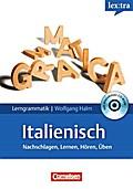 Lextra - Italienisch - Lerngrammatik: A1-C1 - Nachschlagen, Lernen, Hören, Üben: Grammatik mit Übungs-CD-ROM