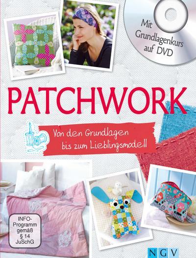 Patchwork – Mit Grundlagenkurs auf DVD