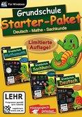 Grundschule Starter-Paket. Für Windows XP/Vis ...