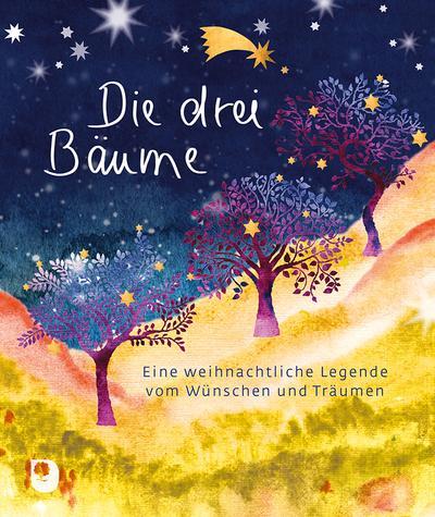 die-drei-baume-eine-weihnachtliche-legende-vom-wunschen-und-traumen-eschbacher-geschenkheft-
