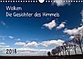 9783665615680 - Michael Möller: Wolken - Die Gesichter des Himmels (Wandkalender 2018 DIN A4 quer) - Wolken und Himmel, eine unerschöpfliche Vielfalt von Bildern (Monatskalender, 14 Seiten ) - كتاب