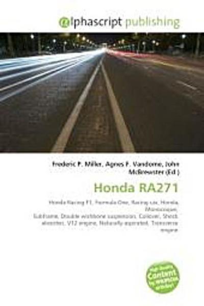 Honda RA271