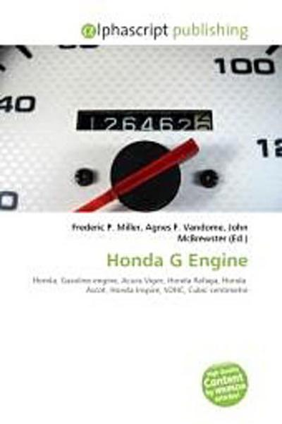 Honda G Engine