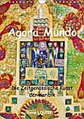9783665894696 - YEHKRI. COM A. C. C.: Agora Mundo - Die Zeitgenössische Kunst der Karibik - René LOUISE (Wandkalender 2018 DIN A4 hoch) - Kunstwerk des Künstlers René LOUISE (Planer, 14 Seiten ) - Book