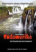 Südamerika. Multimedia-DVD für PC und Mac