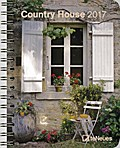 Country House 2017 Buchkalender/Diary Deluxe