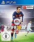FIFA 16, 1 PS4-Blu-ray-Disc