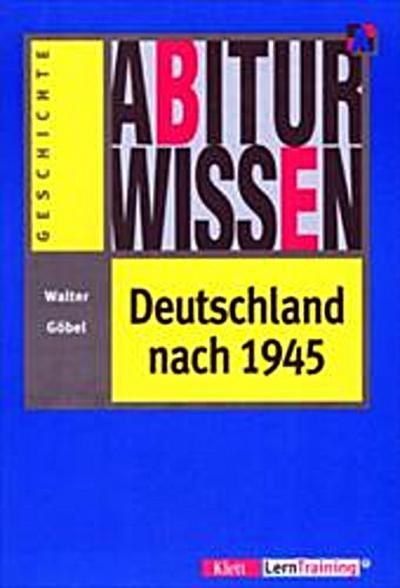 abiturwissen-deutschland-nach-1945