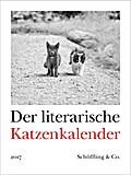 Der literarische Katzenkalender 2017
