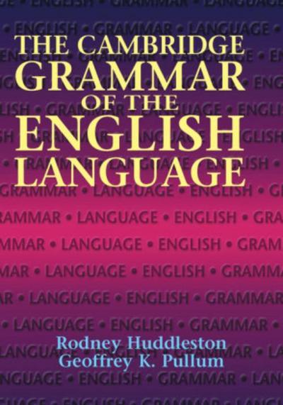 the-cambridge-grammar-of-the-english-language