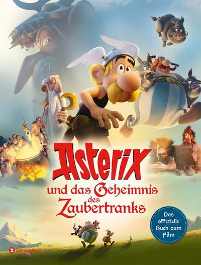 asterix-und-das-geheimnis-des-zaubertranks-das-offizielle-buch-zum-film, 10.73 EUR @ rheinberg