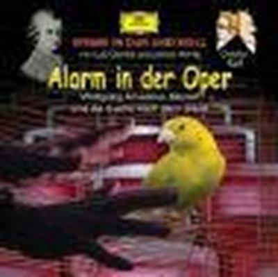 Alarm in der Oper. CD