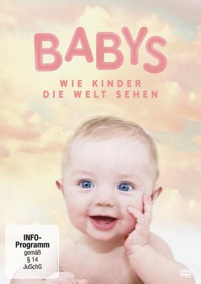 Babys - Wie Kinder die Welt sehen - Polyband, WVG - DVD, Englisch| Deutsch, Barny Revill, ,