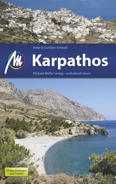 Karpathos: Reiseführer mit vielen praktischen Tipps.