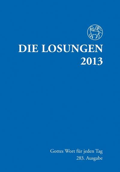 die-losungen-2013-deutschland-die-losungen-2013-normalausgabe