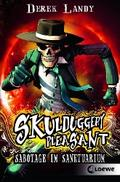 Skulduggery Pleasant - Sabotage im Sanktuariu ...
