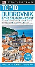 DK Eyewitness Top 10 Travel Guide Dubrovnik & the Dalmatian Coast