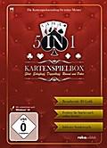 5 in 1 - Kartenspielebox. Für Windows Vista/7/8/8.1/10