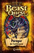 Beast Quest - Paragor, der Teufelswurm: Band  ...