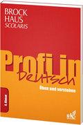 Brockhaus Scolaris Profi in Deutsch 6. Klasse: Üben und verstehen