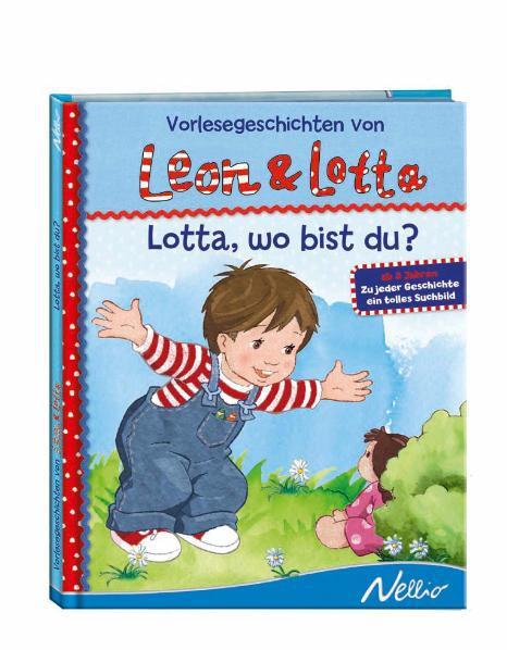 Vorlesegeschichten-von-Leon-und-Lotta-Lotta-wo-bist-du-Stefanie-Koehler