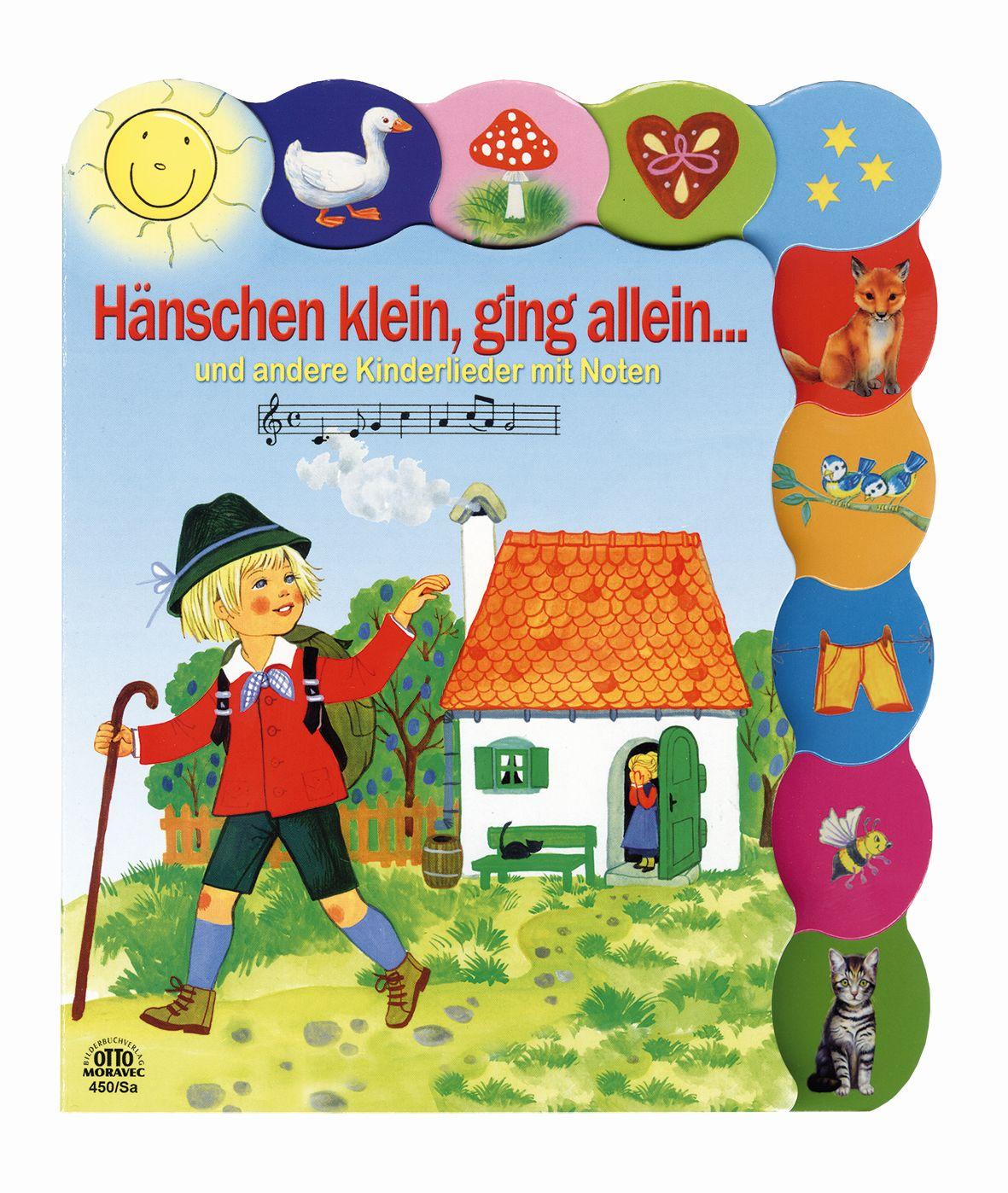 Haenschen-klein-ging-allein-Bilderbuchverlag-Otto-Moravec-9783961118847