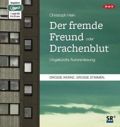 Der fremde Freund / Drachenblut: Ungekürzte Autorenlesung (1 mp3-CD)