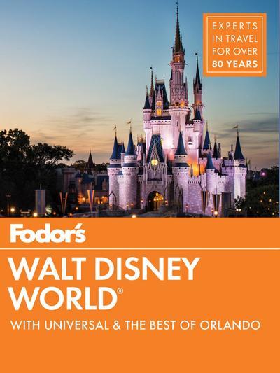 Fodor`s Walt Disney World