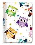 Ladytimer Funny Owls 2017