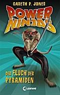 Power Ninjas, Band 5: Der Fluch der Pyramiden