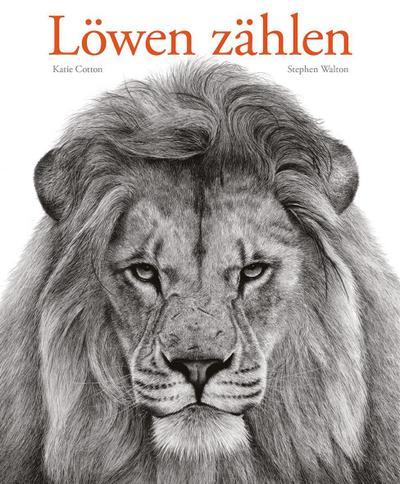 Löwen zählen: Tiere der Wildnis ganz nah