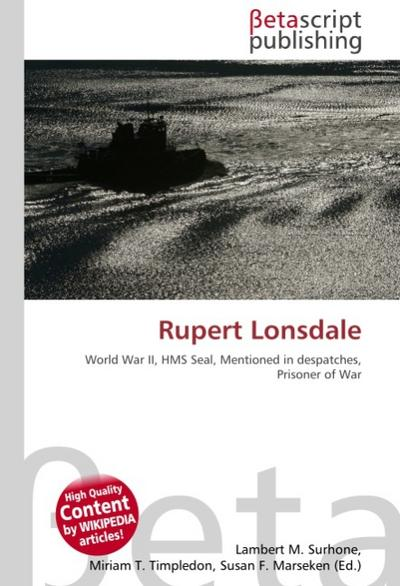 Rupert Lonsdale