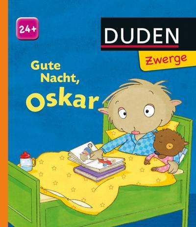 DUDEN Zwerge 24+ Gute Nacht, Oskar