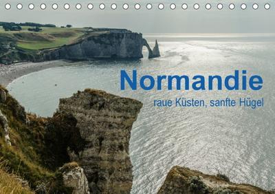 normandie-raue-kusten-sanfte-hugel-tischkalender-2018-din-a5-quer-landschaften-der-normandie-