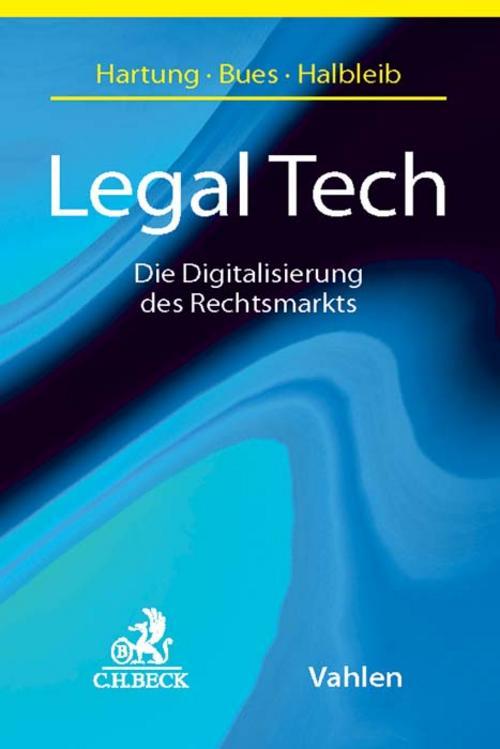 Legal-Tech-Markus-Hartung-9783406713491
