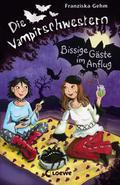 Bissige Gäste im Anflug   ; Die Vampirschwest ...