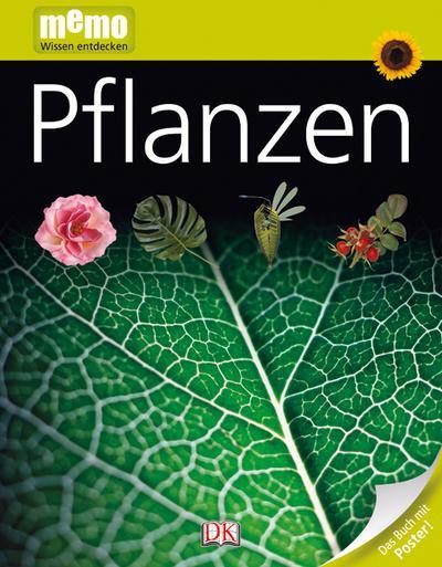 memo Wissen entdecken. Pflanzen: Das Buch mit Poster!