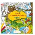 Mein Wimmelmalbuch Tiere   ; Ill. v. Glatzel-Poch, Helge; Deutsch; ca. 48 S. -