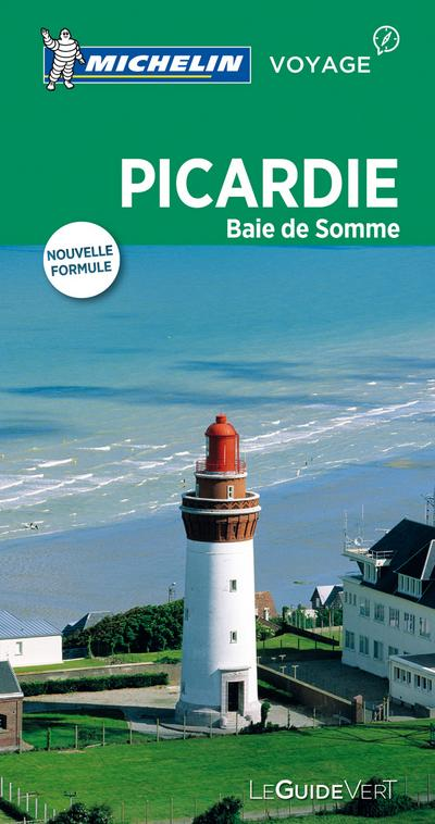 michelin-le-guide-vert-picardie-michelin-grune-reisefuhrer-