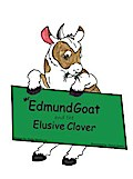 Mr. Edmund Goat and the Elusive Clover