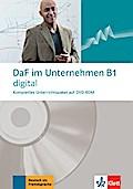 DaF im Unternehmen B1 digital - DVD-ROM