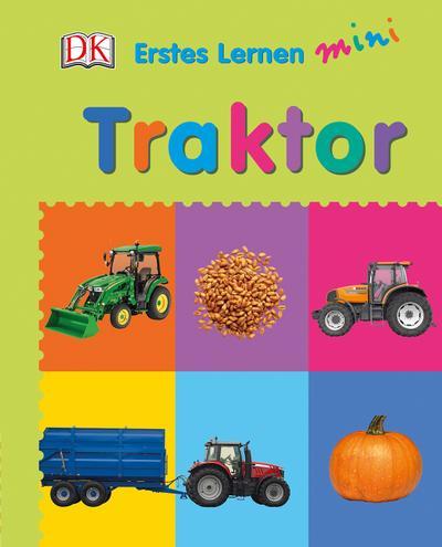 Erstes Lernen mini. Traktor