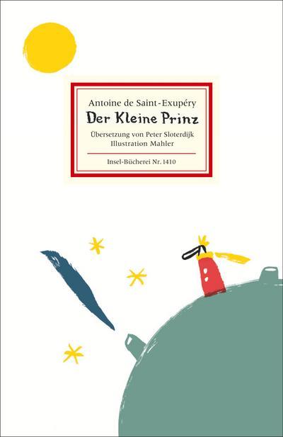 Der kleine Prinz (Insel-Bücherei)